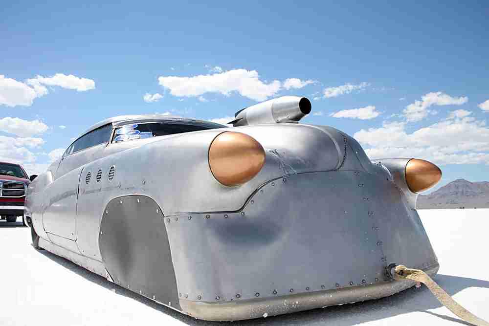 Bad Buick Land Speed Racer