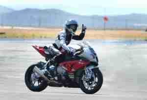 Valerie Thompson Land Speed Racing