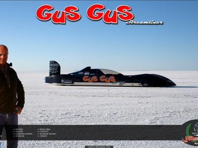 Permalink to: GusGus Land Speed Racing