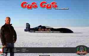 GusGus Streamliner